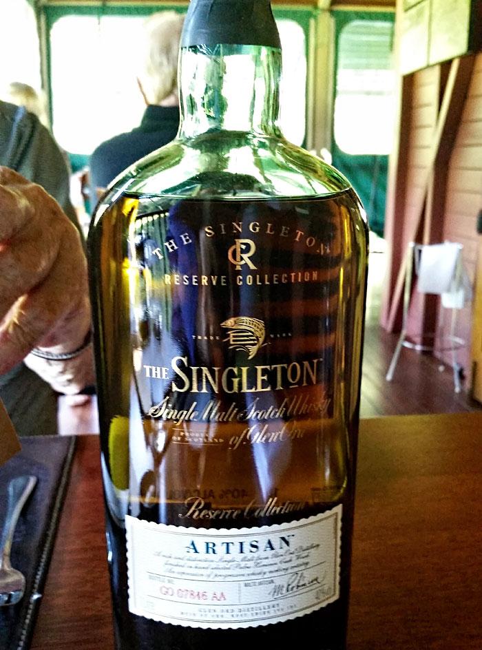The Singleton Reserve Collection Scotch Whisky