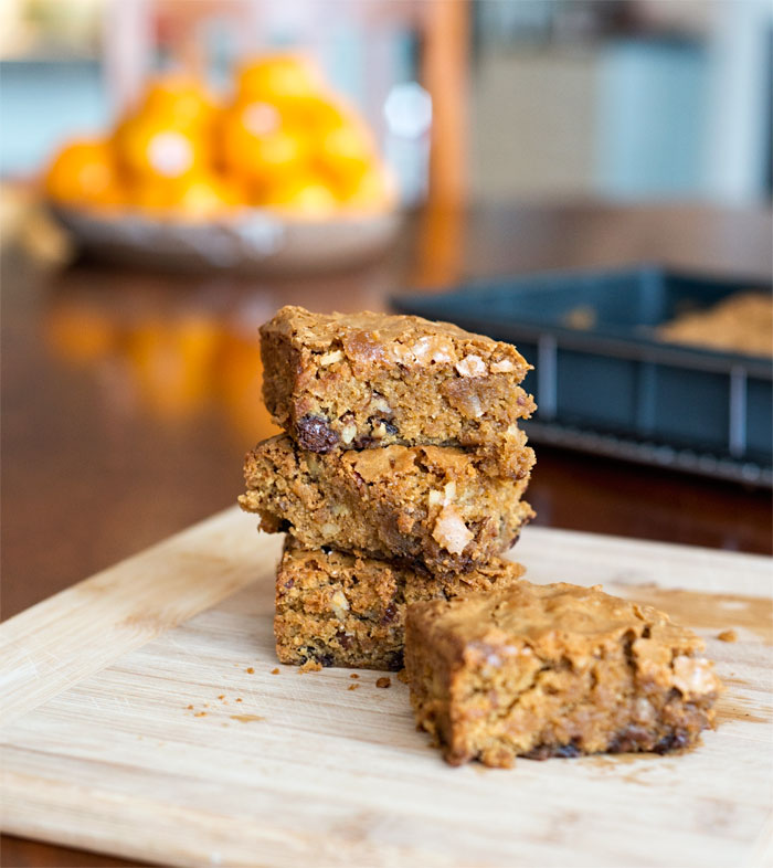 Dump Bar Blondies