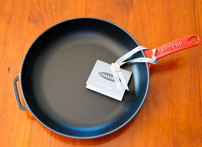 Chasseur skillet