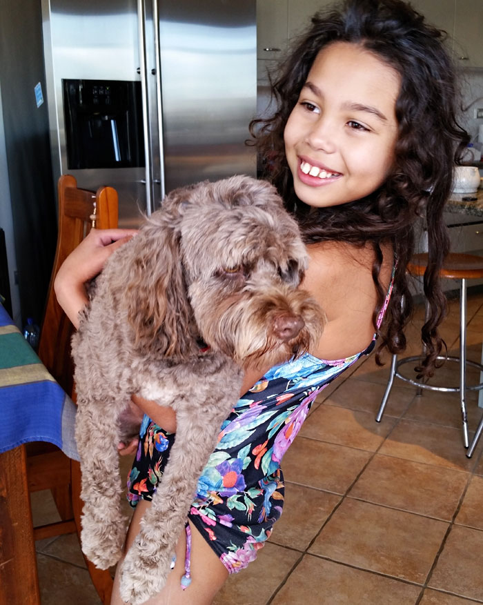 Gita and Charlie
