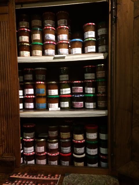 Jamie's Jam Cupboard
