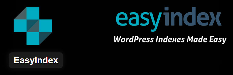 EasyIndex wordpress plugin