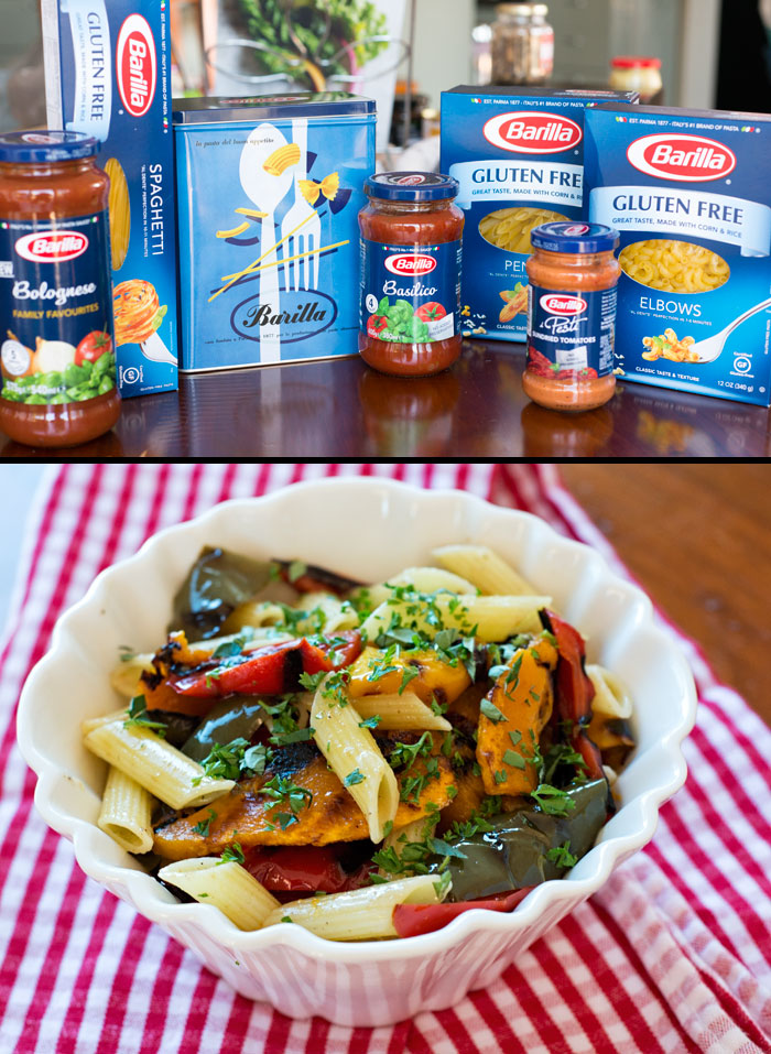 Barilla Gluten Free Products