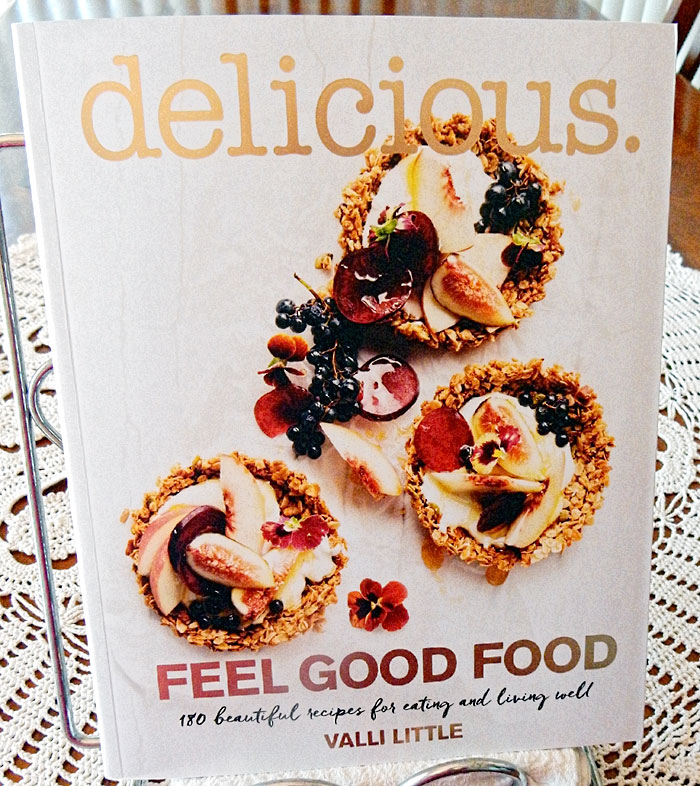 Cookbook by Delicious - Feel Good Food by Valli Little