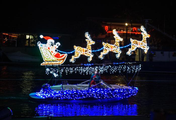 Mooloolaba Christmas Boat Parade