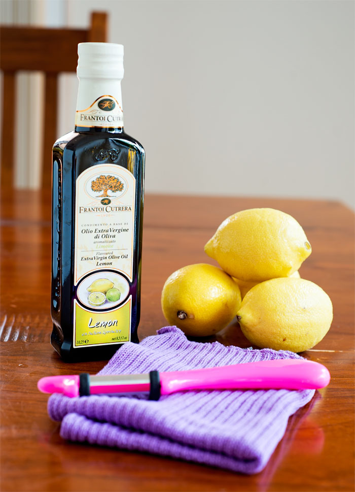 Lemon agrumato oil
