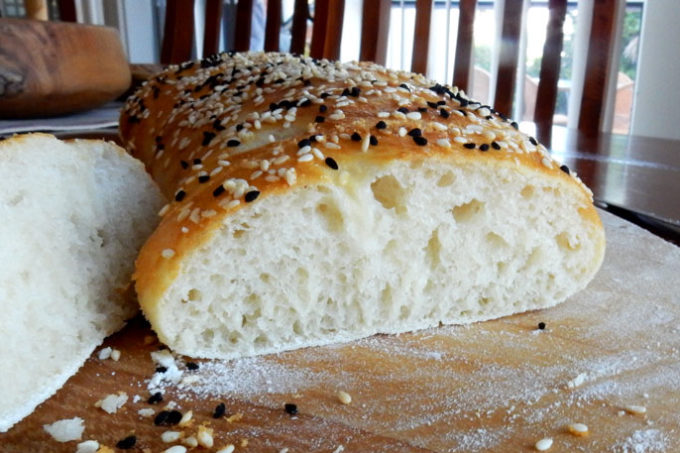 Turkish Pide Bread